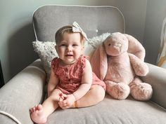 This is such a fun age and she's getting so close to turn the big O N E! ten months old Nickname(s):Sloaney, Sloaney Bologny Weight/Height:17.2lbs / 26.75″ Wearing:Still wearing lots of her 6 month outfits, and then 9 month outfits & pjs, size 3 diapers Favorite Things:Trying to get her hands on her brother's and […] The post sloane: 10 & 11 months old appeared first on happily trista.