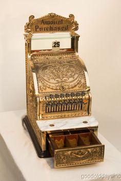 Wonderful Professionally Restored 313 National Cash Register for Candy Store | eBay