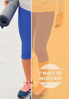 How to Get Motivated to Work Out! Help meh.