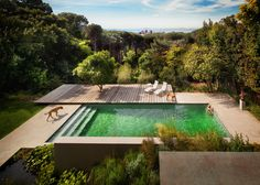 Scott Frances, South Africa House.
