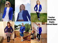 A Little Bit of WoWe : Teacher Wardrobe Series