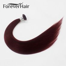 "The Human Hair Emporium FOREVER HAIR 0.8g/s 20"" Remy Flat Tip Human Hair Extension Burgundy #99J European Keratin Flat Tip Pre Bonded Hair Extension 40g //Price: $US $38.76 & FREE Shipping //   http://humanhairemporium.com/products/forever-hair-0-8gs-20-remy-flat-tip-human-hair-extension-burgundy-99j-european-keratin-flat-tip-pre-bonded-hair-extension-40g/  #full_lace_wigs"