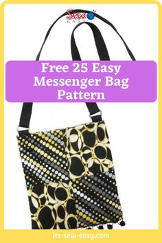Looking for some great messenger bag patterns to work on? You're in the right place. You can start on these free 25 easy messenger bag patterns now! In just a couple of evenings, you can make these impressive bags. All you have to do is give the pattern a try. It's also a great project for experienced sewers looking to take a break from technical projects. Once complete. the bag looks like a masterpiece. #messengerbagpatterns#freepatterns#freesewingpatterns#sewingforhome#sewingbagpatterns Messenger Bag Patterns, Purse Patterns, School Parties, Creative Outlet, Kids Bags, Gifts For Friends, Finding Yourself, Couple, Purses