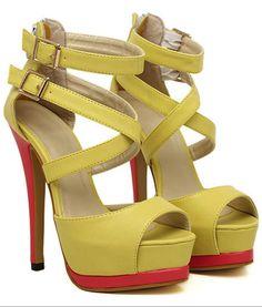 High heels sandals http://lawrencebaileyhair.com
