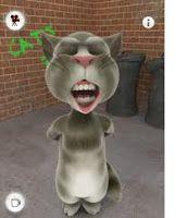 Talking Tom Cat Apk Game Mèo Nhái Tiếng Người Cho Android