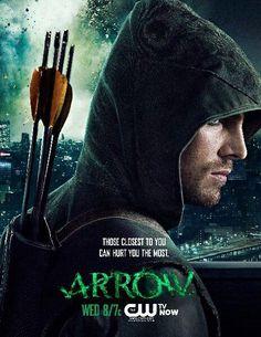 The CW renouvelle Arrow, The Vampire Diaries et Supernatural