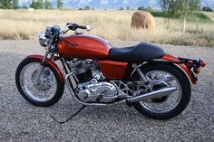 Commando #106 By Colorado Norton Works