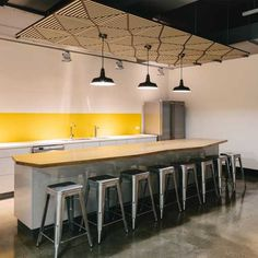 The Importance of Office Design, – Modern Corporate Office Design Corporate Office Design, Modern Office Design, Office Interior Design, Office Interiors, Office Cube, Pine Coffee Table, Industrial Interior Design, Workspace Design, Grey Walls