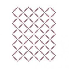 Plantilla de Stencil (15x21cm) D-121