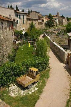 Bevagna, Perugia, Umbria, Italy