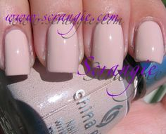 Scrangie: Swatching My China Glaze Collection, Part Two