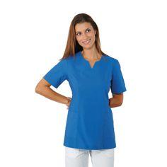 Tunique médicale infirmière  Tiffany Bleu