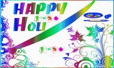 Happy Holi GIF Images 2019 Free Download Holi Pictures, Nature Pictures, Happy Holi Gif, All Video, Free