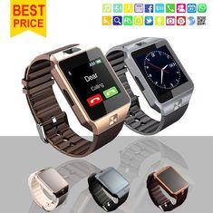 #DealOfTheDay #BestPrice GETIHU Smart Watch DZ09 Digital Wrist with Men Bluetooth Electronics SIM Card Sport Smartwatch For iPhone Samsung…