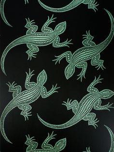 Osborne and Little Komodo Wallpaper