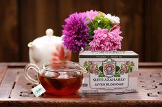 Insomnio? El té de Siete Azahares, además de delicioso es reconocido por que ayuda a relajar el sistema nervioso central ya que contiene las flores de tilo y pasiflora. Con la poderosa valeriana conocida por inducir el sueño. #Ad