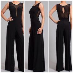 Pants - Beautiful dressy pant romper...
