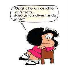 Mafalda e la saggezza!