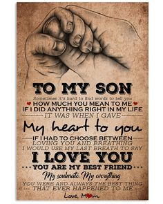 Poem For My Son, Son Quotes From Mom, Proud Of My Son, My Children Quotes, I Love My Son, Mothers Day Quotes, Mom Quotes, Mothers Love, Quotes For Kids
