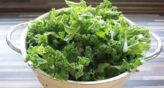 Kale is so cool right now