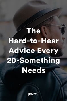Your 20s are a weird time, but keeping these four things in mind can help. #happiness #advice http://greatist.com/connect/twentysomething-advice