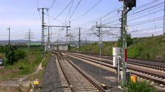 DB High Speed ICE3 Bahnhof Limburg Süd 24.05.2011