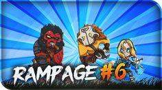 Dota 2 Rampage #6