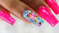 NEWEST Aquarium Nail/Transformation - #nails #nail #art #artnails #nailsart