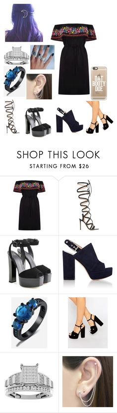 """""""Young fashion # 101"""" by demacracy ❤ liked on Polyvore featuring Oasis, Gianvito Rossi, Giuseppe Zanotti, ASOS, Otis Jaxon and Casetify"""