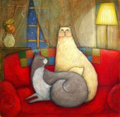 La Mono y el Nacho by Leonor Perez