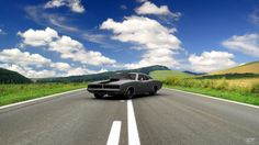 Dodge Charger 1969 3DTuning