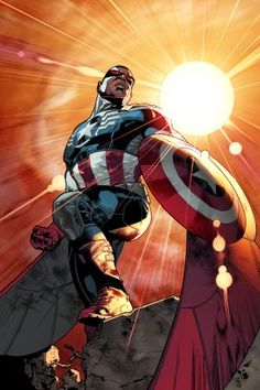 Marvel announce all-new Captain America. Guess who?