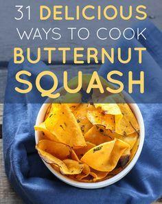 butternut squash.