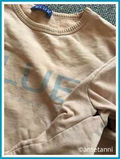 antetanni-repariert-Aermelnaht-eingerissen-Sweatshirt-Strenesse-blue Sweatshirts, Sweaters, Fashion, Beautiful Things, Hiking, Moda, Fashion Styles, Trainers, Sweater
