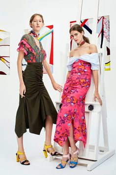 Tanya Taylor Spring 2018 Ready-to-Wear Collection Photos - Vogue