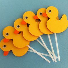 42 Ideas baby shower ides rubber ducky duck cupcakes for 2019 42 Ideen Baby Shower Ides Gummi Baby Shower Cupcake Toppers, Baby Shower Favors, Baby Shower Parties, Baby Shower Themes, Baby Shower Decorations, Baby Favors, Shower Ideas, Ducky Baby Showers, Baby Shower Duck