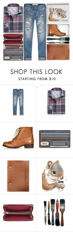 """""""Coffee break"""" by biancasorana ❤ liked on Polyvore featuring Abercrombie & Fitch, MANGO, Topshop, Vince Camuto and Space NK"""