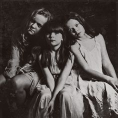 "Oliwia, Inana and Michalina, Globica, 5x7"", negative RTG"
