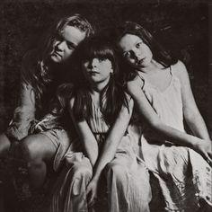 """Oliwia, Inana and Michalina, Globica, 5x7"""", negative RTG"""