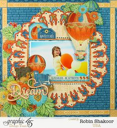 Designs by Robin: Dream