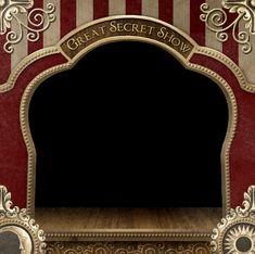 by Shelly Soneja Sleepwalk Circus Album Art 3 Dark Circus, Circus Art, Circus Theme, Circus Tents, Clowns, Decoration Cirque, Circus Aesthetic, Circo Vintage, Water For Elephants