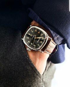 Shinola watch!
