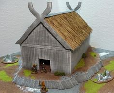 Making a Viking Long House Model for Four Dollars. Mystery of History Volume 2, Lesson 40 #MOHII40