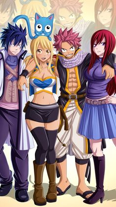 Erza and happy xx Anime Fairy Tail, Natsu Fairy Tail, Fairy Tail Funny, Fairy Tail Girls, Fairy Tail Couples, Erza Scarlett, Fairy Tail Pictures, Fairy Tail Erza Scarlet, Anime Friendship