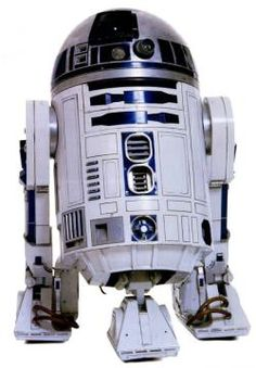 Woop! Woop! One of the most endearing robots in film history - can't beat a bit of R2d2.