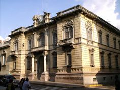 Mérida  - Palacio Arzobispal