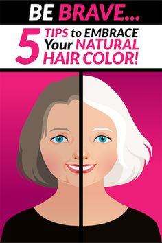 5 Tips For Embracing Your Natural Hair Color By Makeup Artist Turned Super Model Cindy Joseph!  http://www.boombycindyjoseph.com/pages/5-hair-tips-for-older-women-embracing-their-natural-color?utm_source=pinterest&utm_medium=ads&utm_term=hair&utm_content=hair&utm_campaign=hair