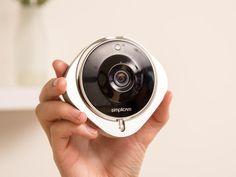 Crave giveaway: ArcSoft Simplicam Wi-Fi home security camera - CNET