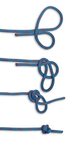 How to tie an Oystermans Knot