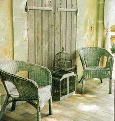 Vintage Rose Studio: French Provencal Garden Details